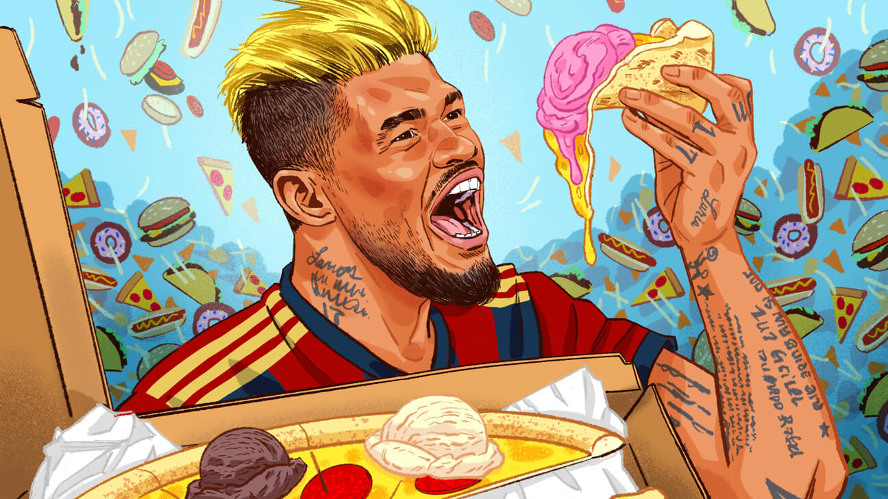 MLS Player Poll: pro/rel, superheroes, cheat food, Kanye vs. Drake and more 12