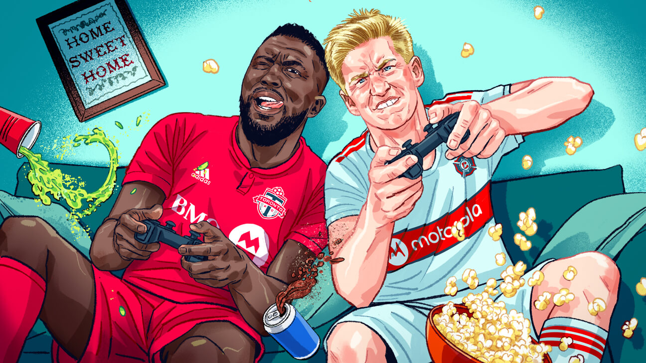MLS Player Poll: pro/rel, superheroes, cheat food, Kanye vs. Drake and more 3