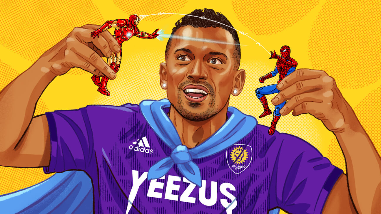 MLS Player Poll: pro/rel, superheroes, cheat food, Kanye vs. Drake and more 9
