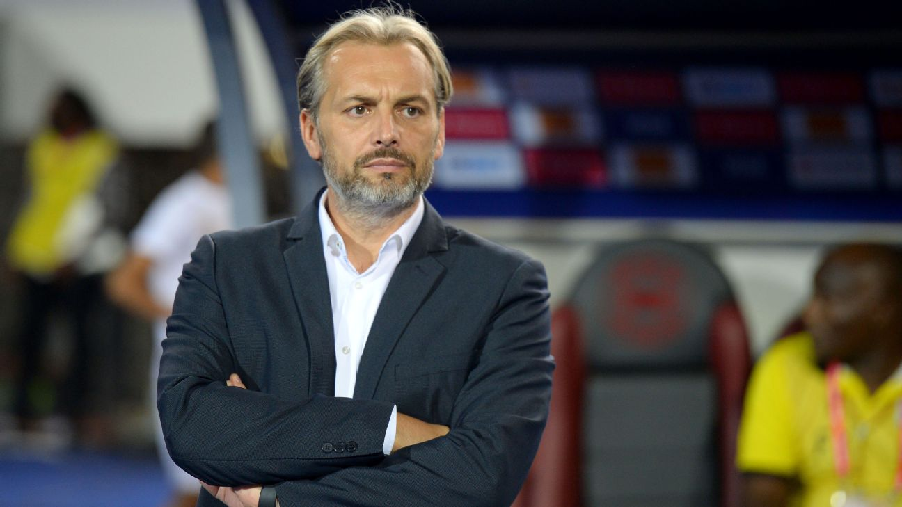 Sebastien Desabre coached Uganda into the Africa Cup of Nations knockout round for the first time in 41 years.