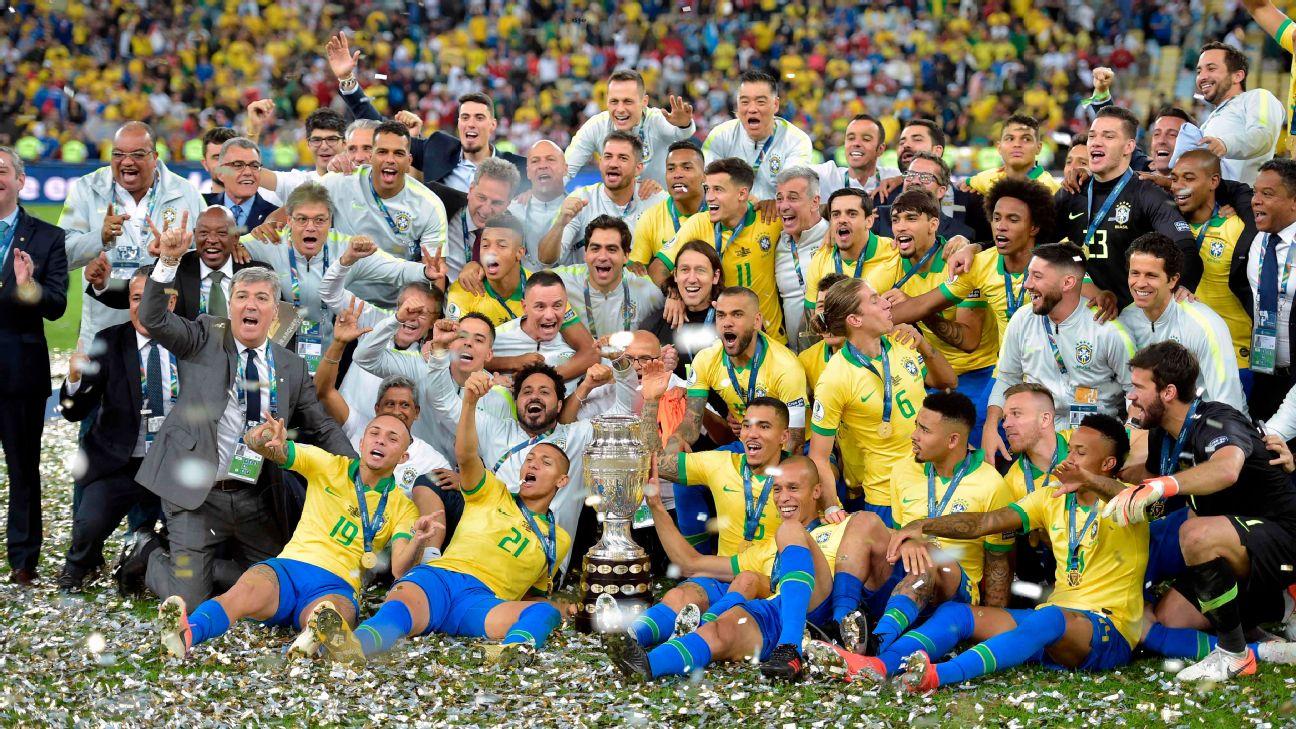 Copa America Calendrier.2019 Copa America Results In Full