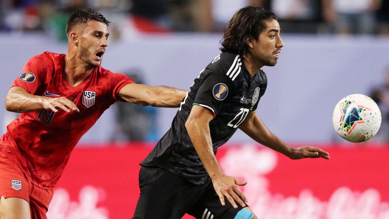 Rololfo Pizarro was the catalyst in Mexico's attack and helped spur El Tri to a Gold Cup title victory.