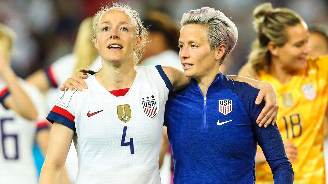 2019 FIFA World Cup - What's next for Megan Rapinoe and the