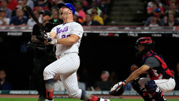Pete Alonso Stats, News, Pictures, Bio, Videos - New York Mets - ESPN