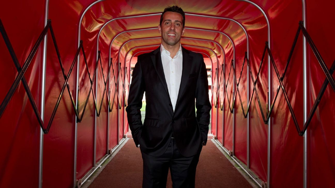 Edu, Arsenal
