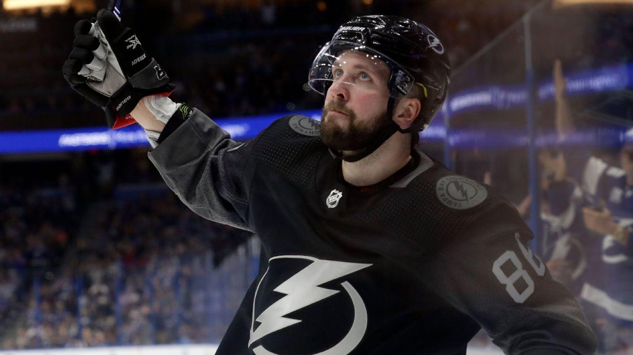 Early Fantasy Hockey Rankings For 2019 20