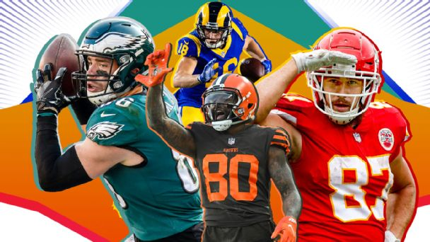 67bd2527 The NFL's best and worst offensive arsenals: Barnwell's 32-1 ranking ...