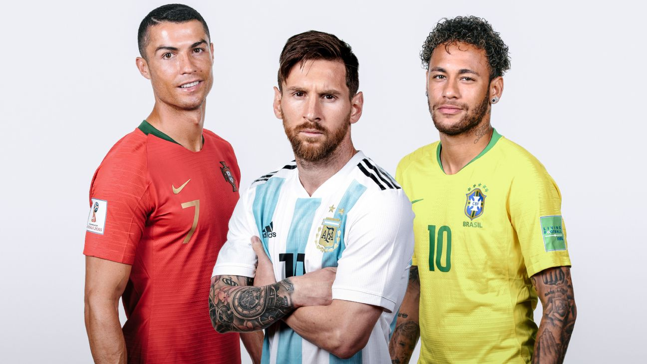 QUIZ: Ronaldo? Messi? Neymar? Mbappe? Find out which star