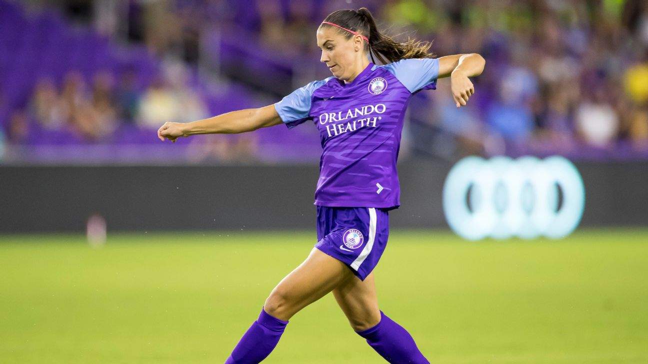 You don't need to wait for the USWNT's victory tour to watch the Megan Rapinoes and Alex Morgans of the world. The NWSL season is in full swing.