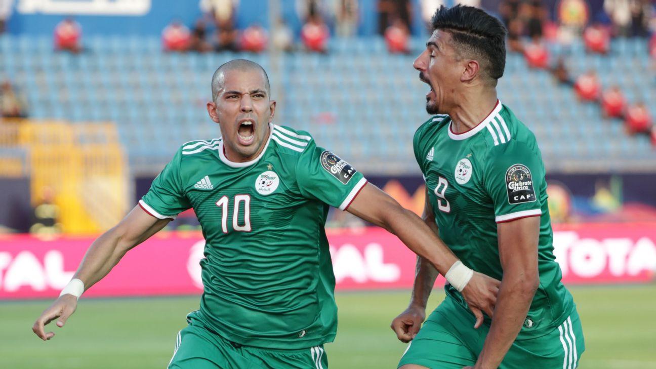 Ivory Coast vs. Algeria - Football Match Report - July 11, 2019 1