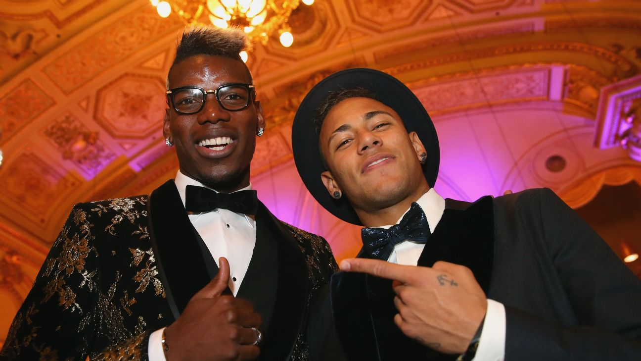 Neymar and Pogba proving that 'brand' players come with no guarantee of success 6