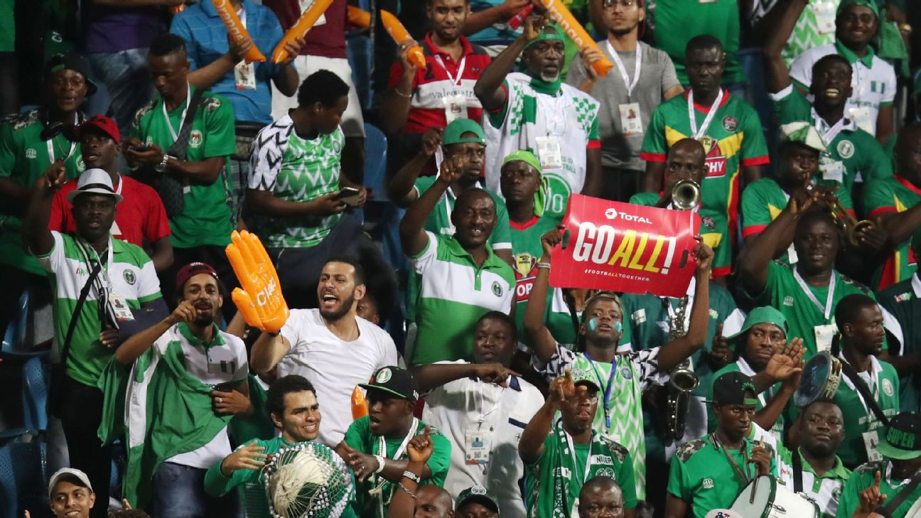 Nigeria fans have had much to cheer about in recent years, and at this Afcon, but how long will that continue if they don't win the tournament?