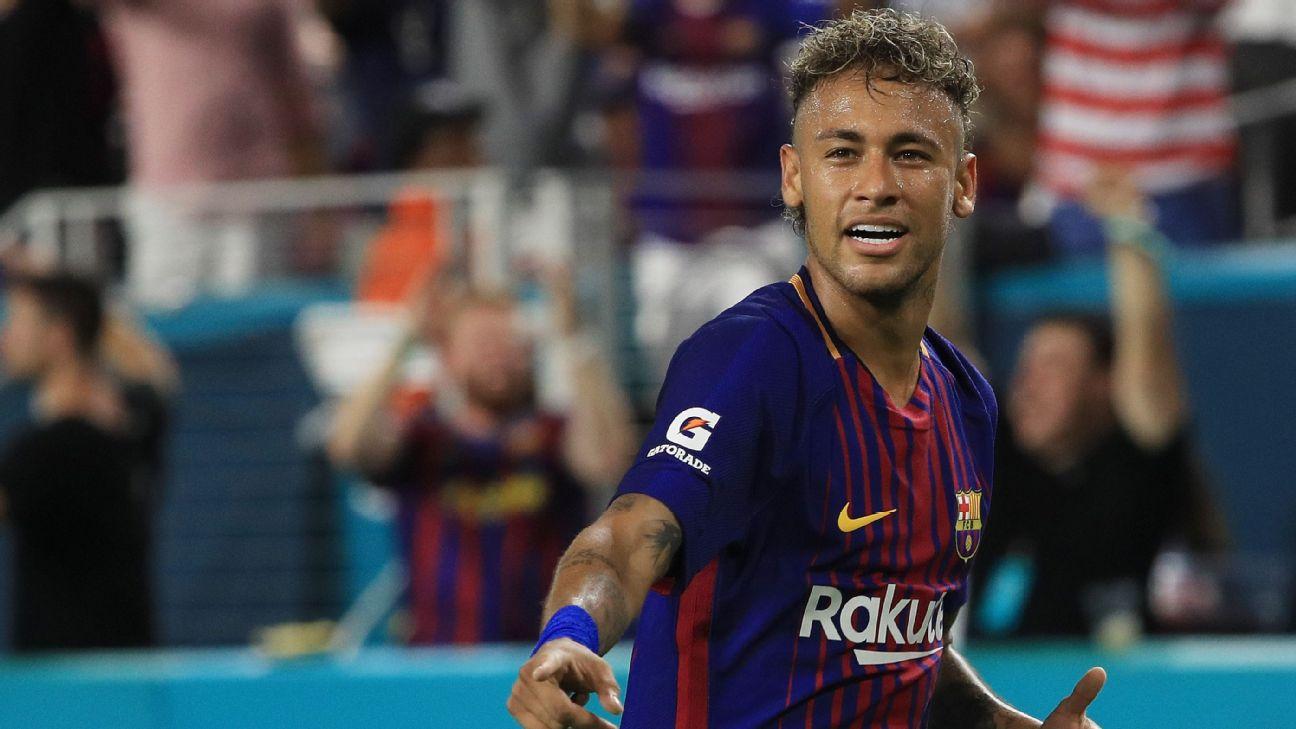 Barcelona finally sign Griezmann, will Neymar be next? It's complicated 3