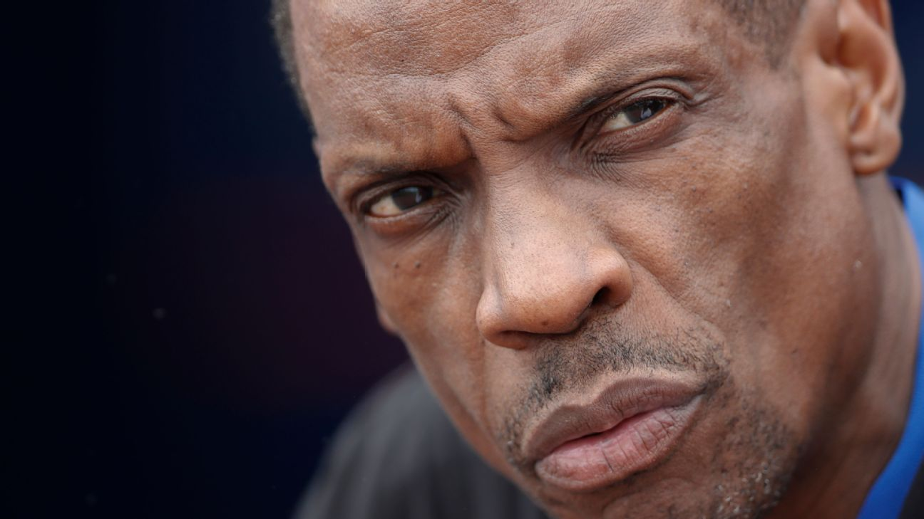 Dwight Gooden arrested for cocaine possession   abc7ny com