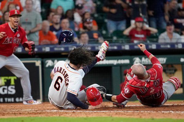 Jake Marisnick Stats, News, Pictures, Bio, Videos - Houston