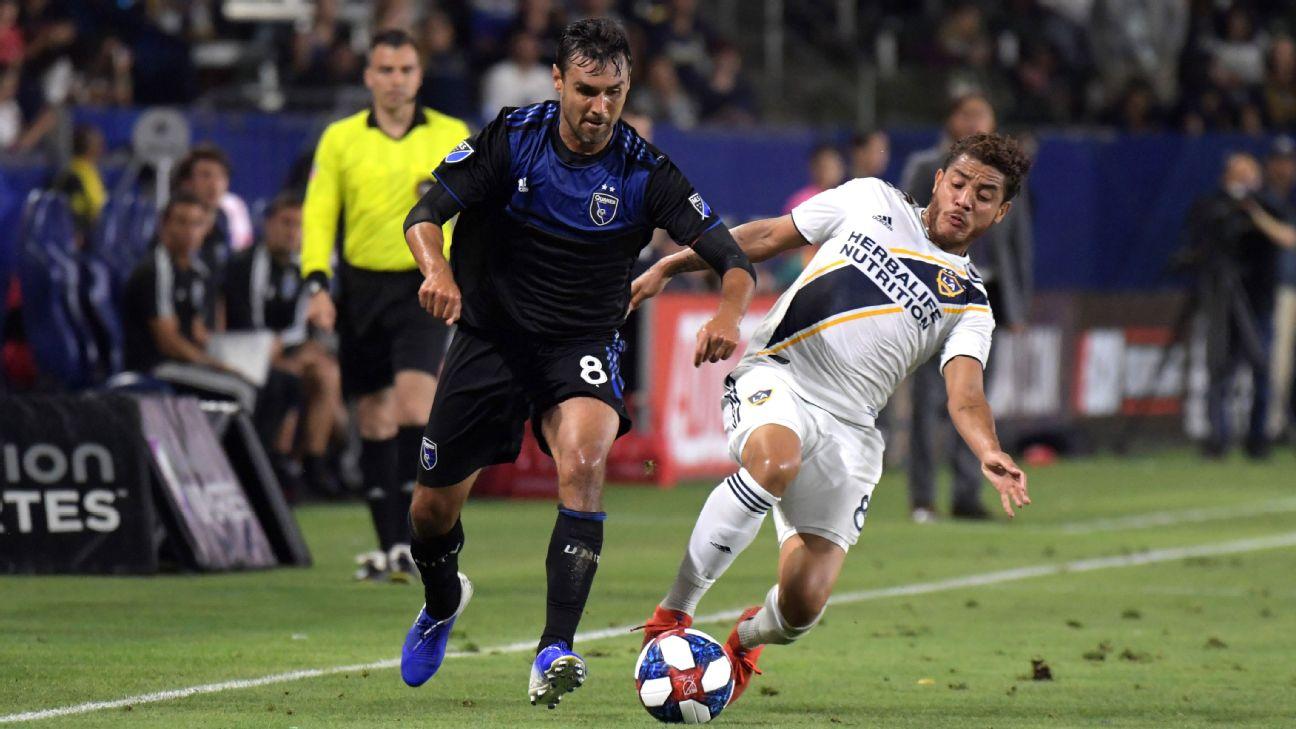 LA Galaxy vs. San Jose Earthquakes - Football Match Report - July 13, 2019 1