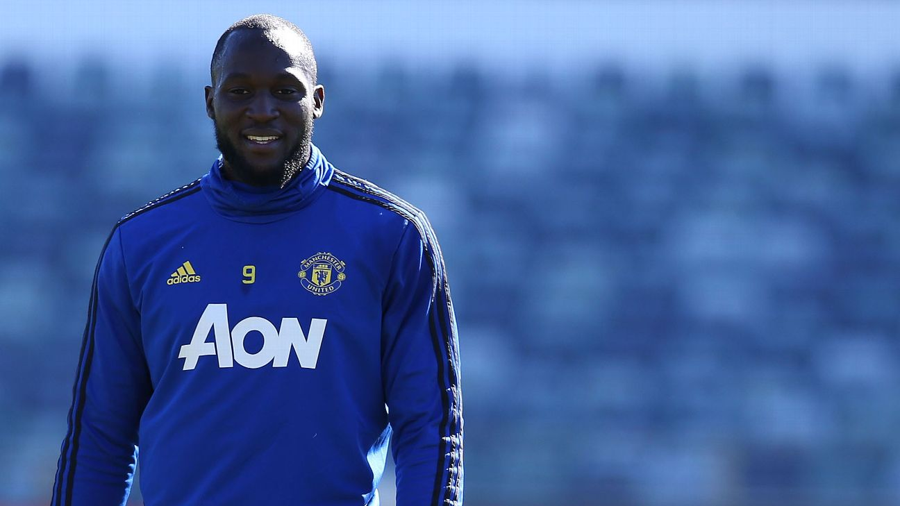 Inter Sign Lukaku From Man United For €80m