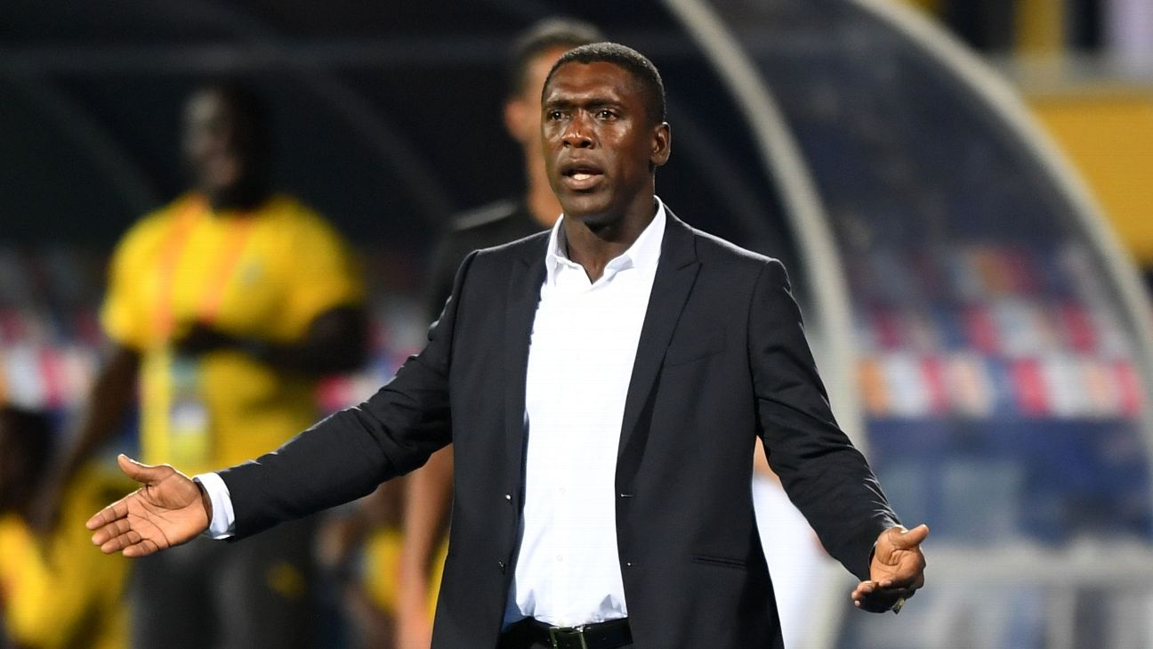 Clarence Seedorf was in charge of Cameroon for less than a year, bowing out of the Africa Cup of Nations at the Last 16.