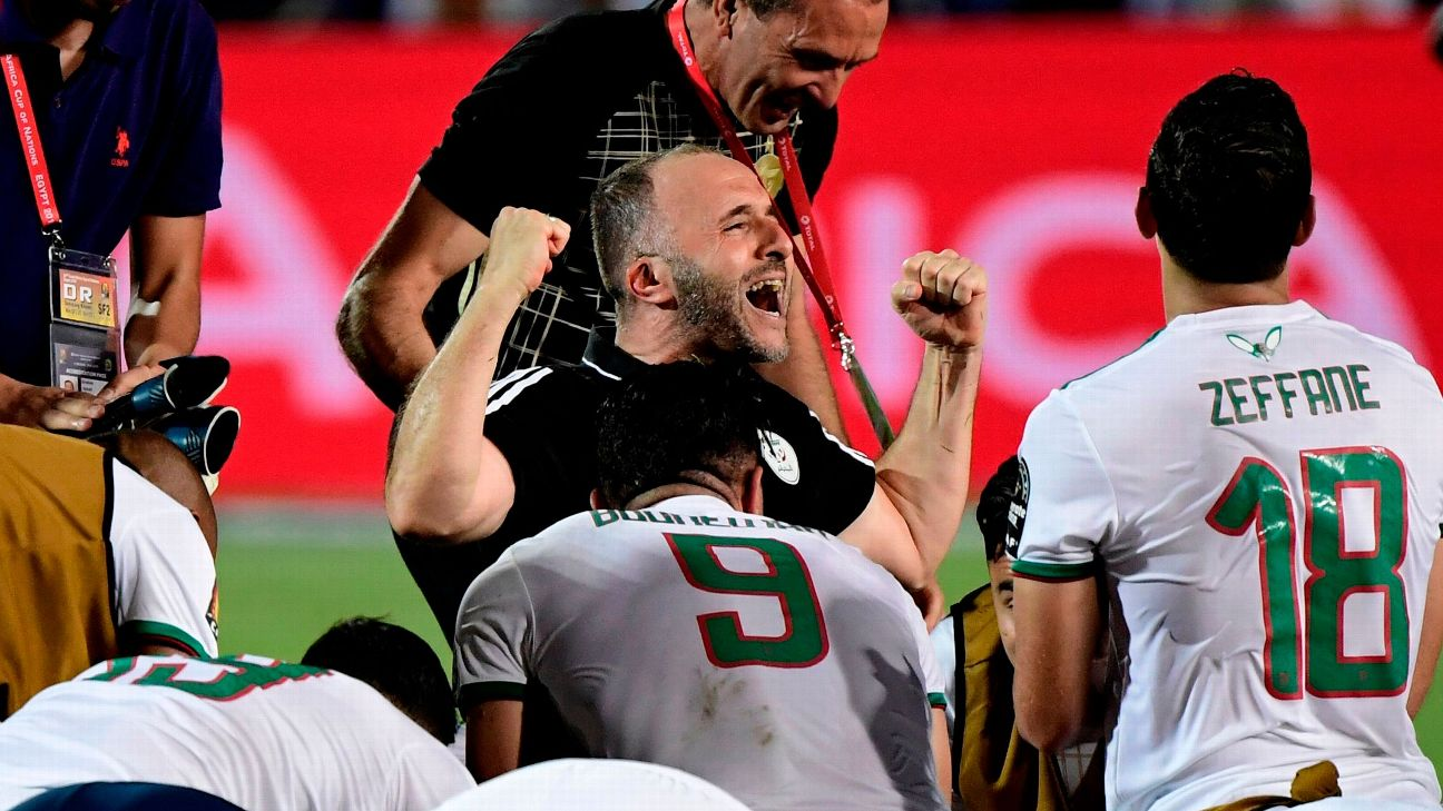 Belmadi has worked miracles with Algeria in under a year, leading them to a rare Afcon final, where they will face Senegal on Friday.