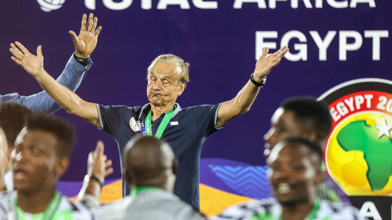 Has Gernot Rohr underachieved with a talented squad or overachieved given the Nigerian football ecosystem?