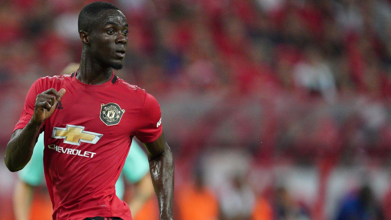 Eric Bailly is set to miss the start of the Premier League season for Man United after picking up a meniscus injury.