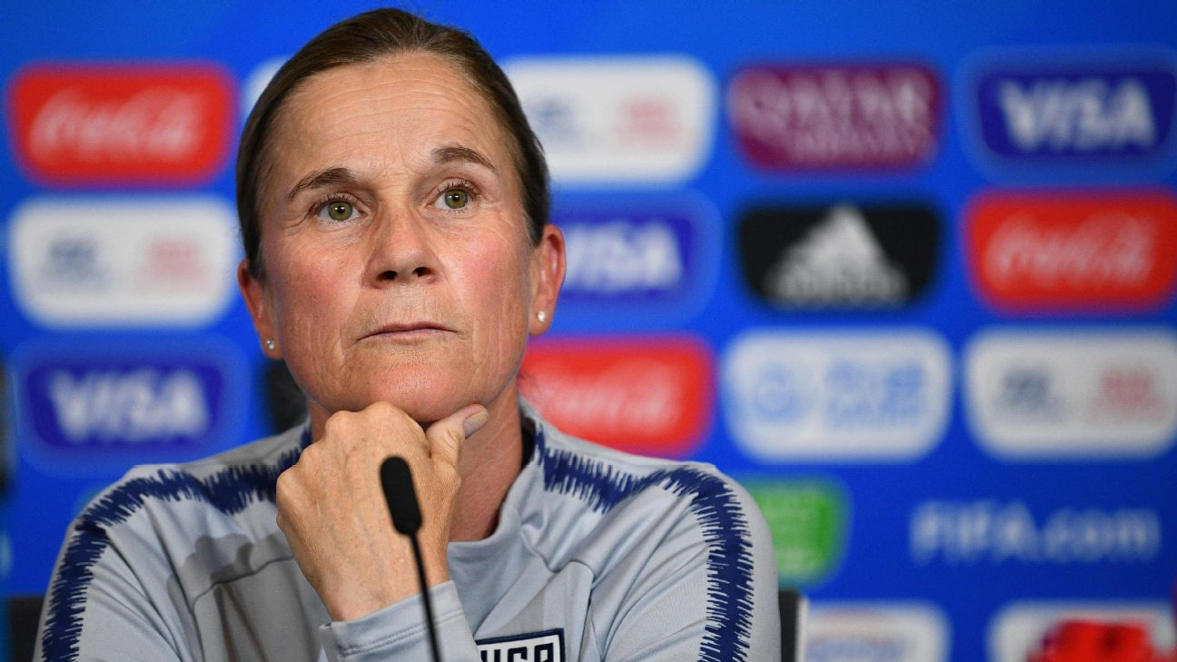 Jill Ellis will step down as the only coach to win two Women's World Cup titles. So who will succeed her?