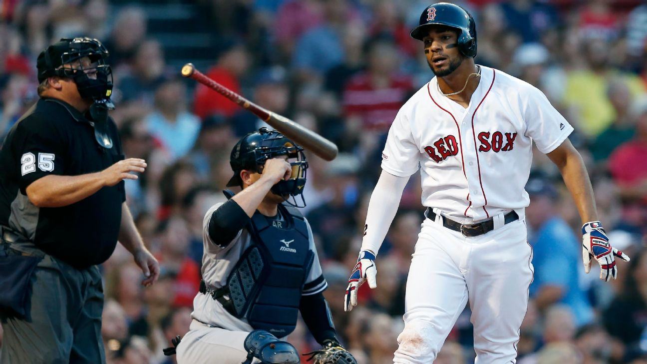 MLB DFS picks for Wednesday's DraftKings and FanDuel Daily Fantasy