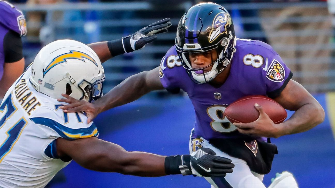 Will Lamar Jackson and Baltimore Ravens revolutionize the