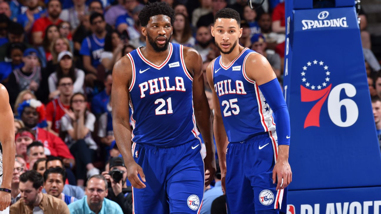 Massive bet placed on 76ers to make playoffs - 6abc Philadelphia