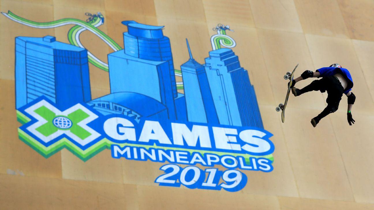 Attitude toward esports does 180 at X Games