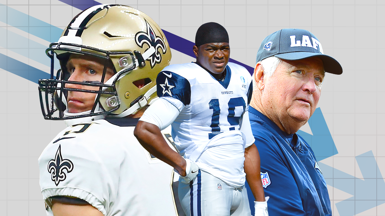 Predicting the NFL teams likeliest to decline - Barnwell