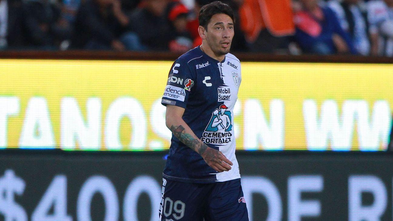 Rubens Sambueza debuta con Pachuca