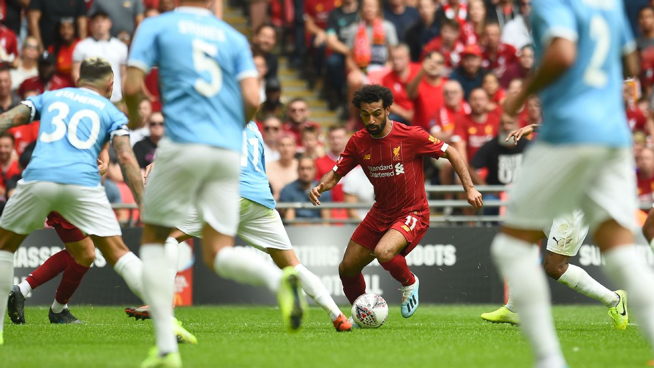 Community Shield shows that Man City, Liverpool will again be well above their Premier League rivals 2