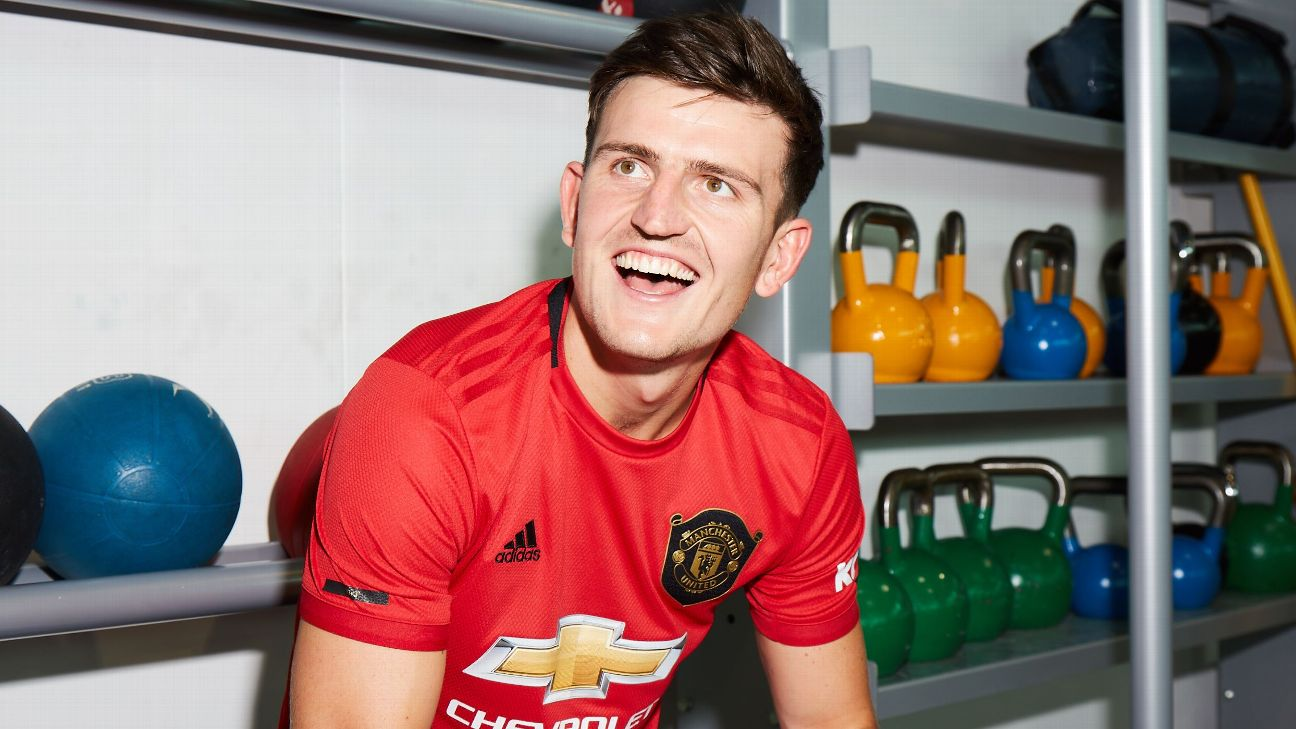 Why Man United paying £80m for a leader like Maguire is a good deal 1