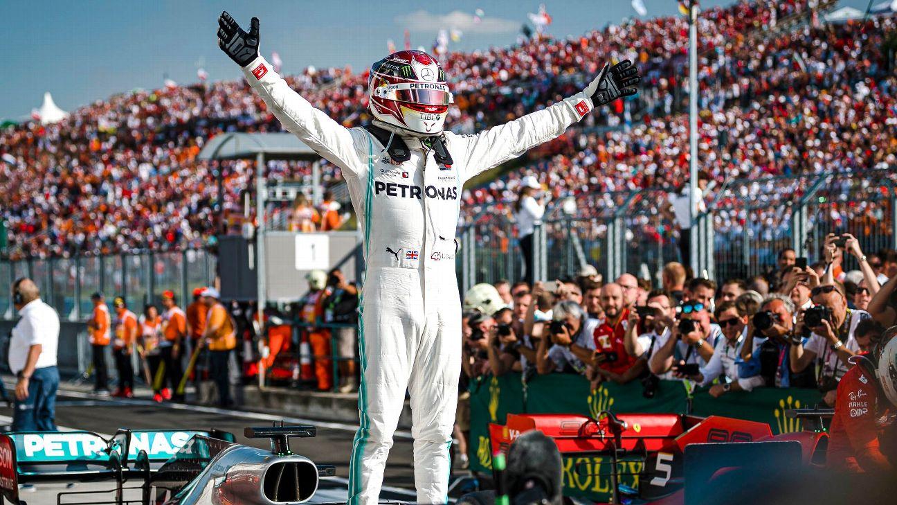 Verstappen battle saw Hamilton reach new heights