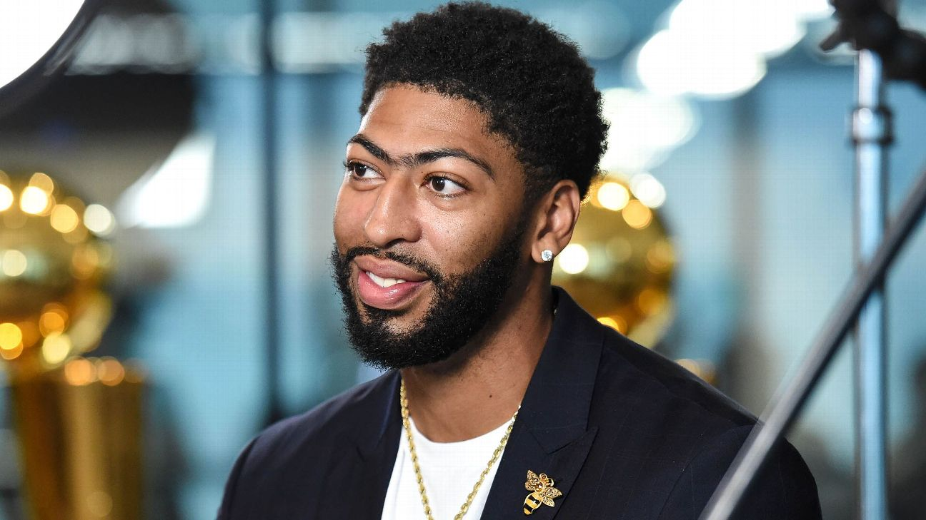 How a busted trade request got Anthony Davis to Los Angeles