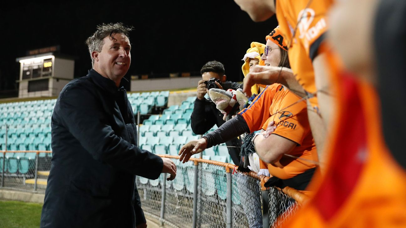 Fowler's Roar beat A-League champions Sydney 1