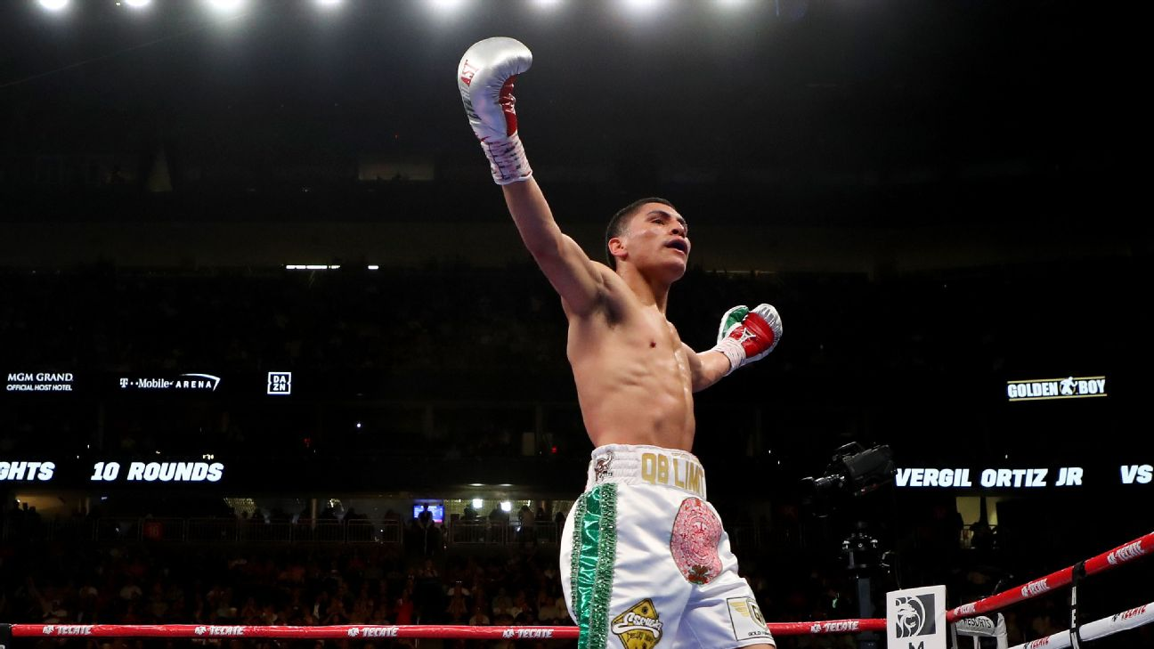 Is Vergil Ortiz Jr. ready for stardom? A win on Saturday could be ...