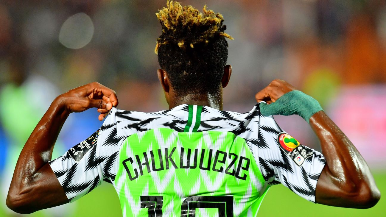 Nigeria footballers must learn from Chukwueze's Roc Nation deal 1