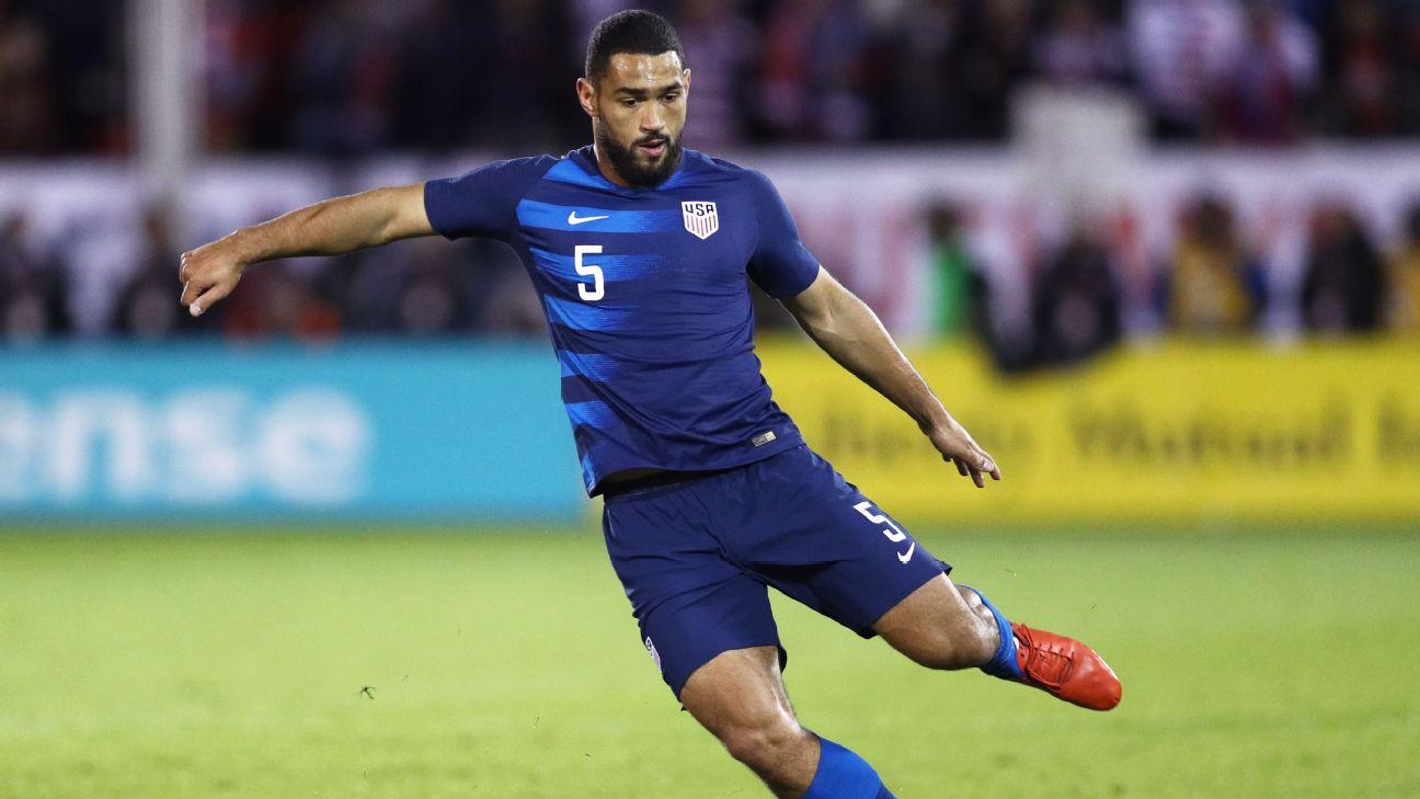 U.S. defender Carter-Vickers joins Stoke on loan 1