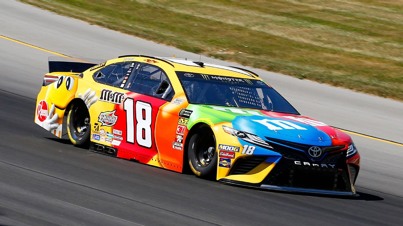 NASCAR Racing Schedule, News, Results, and Drivers