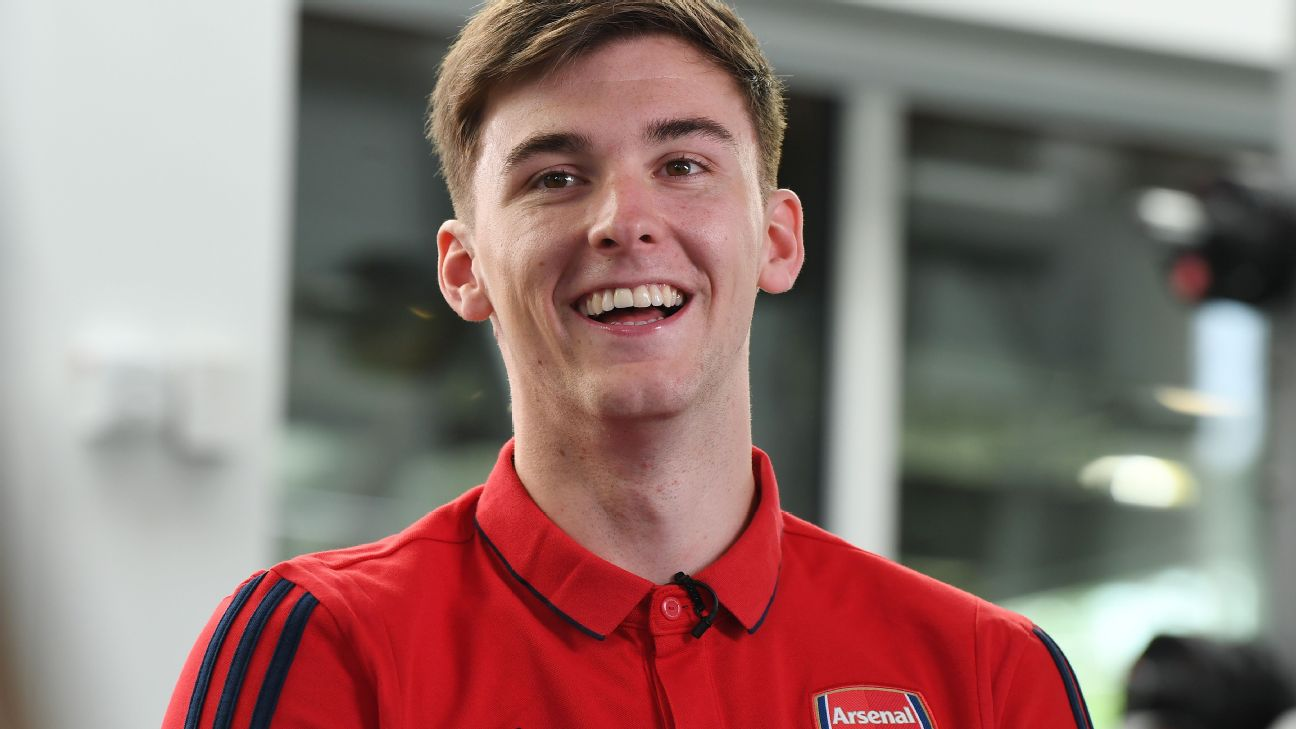 Kieran Tierney has potential to be Arsenal's version of Andrew Robertson at left-back if he stays fit 1