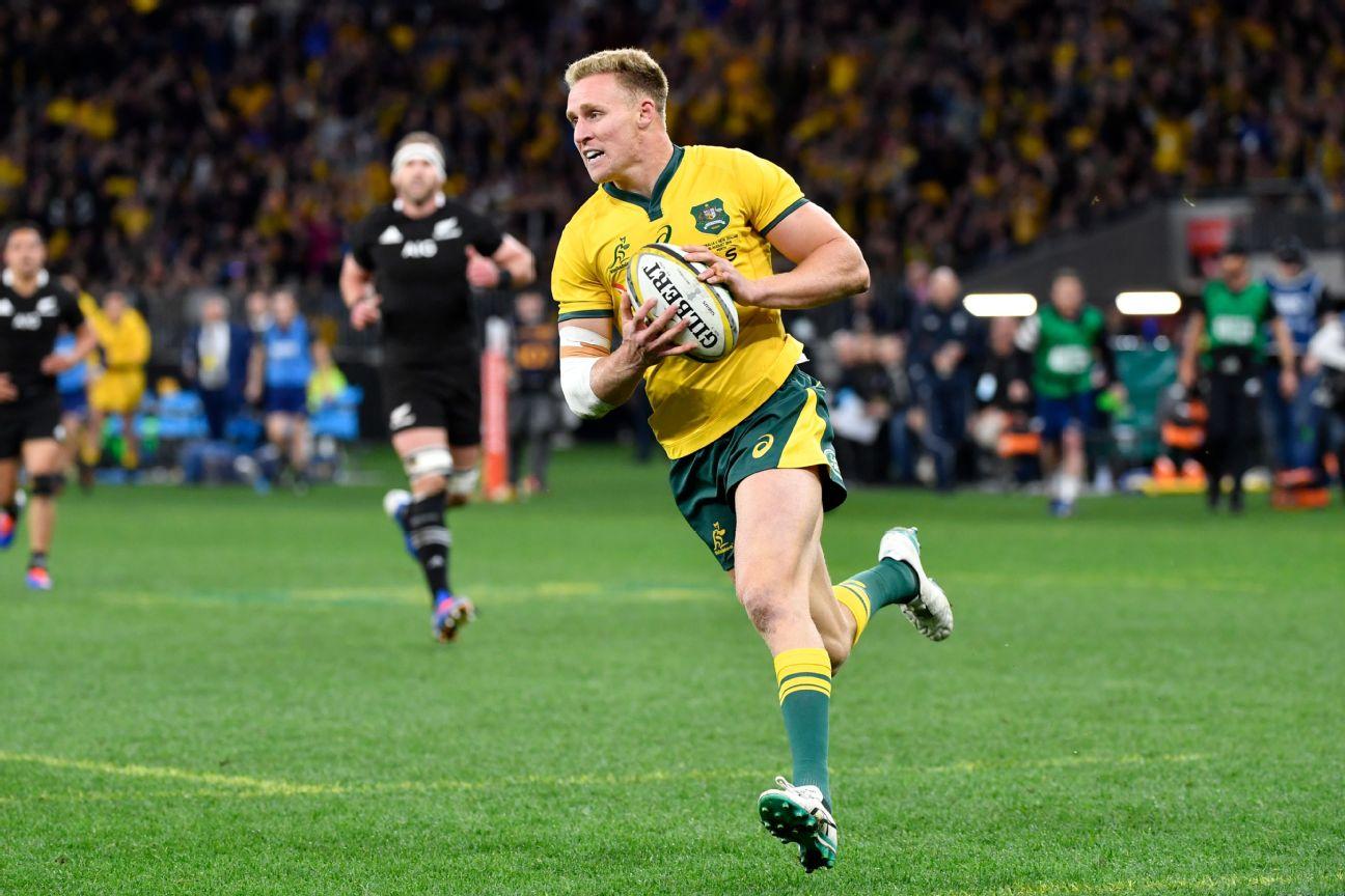 Australia vs New Zealand - Summary - Rugby Championship 2018