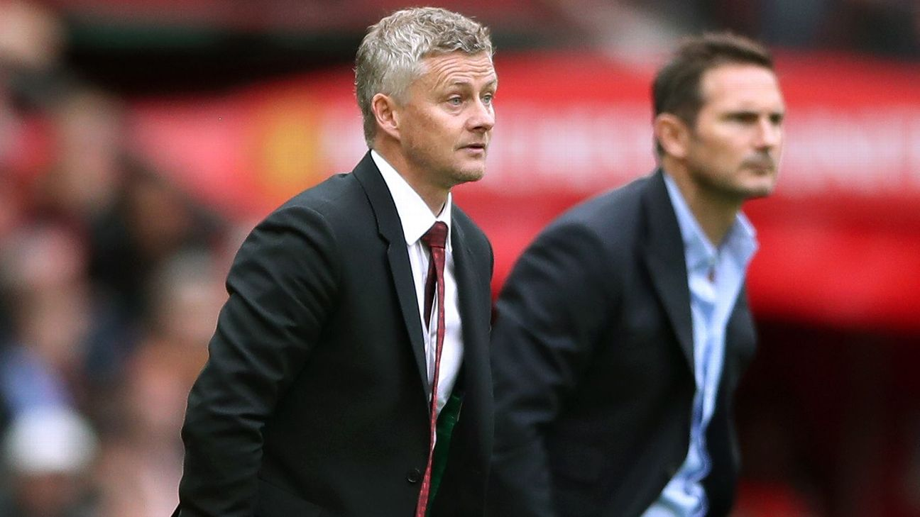 Solskjaer and Man United enjoy another good start, but Lampard
