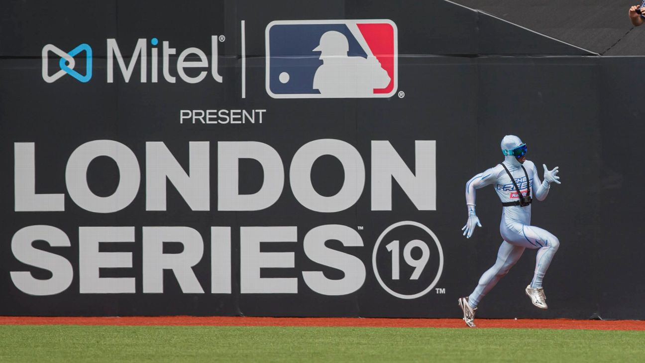 Espn Sunday Night Baseball Schedule 2020 Top takeaways from MLB's 2020 schedule release