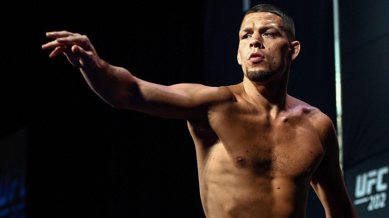Diaz-Masvidal slated to headline UFC 244 at MSG