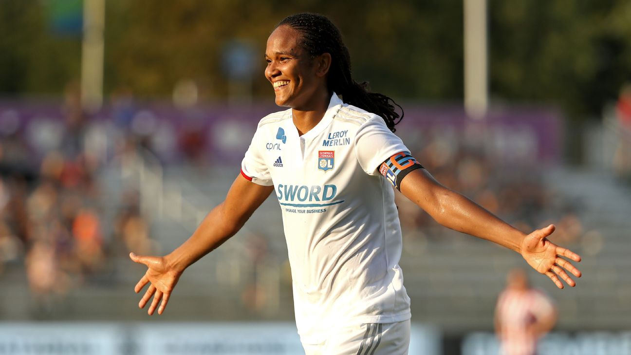 Lyon rode its rock-star roster on Thursday, getting a goal from Wendie Renard. The Courage relied on their relentless, grinding resolve. They'll meet in the International Champions Cup final for the second straight year.