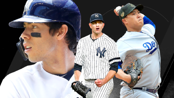 Power Rankings: Yankees, Dodgers rise, but only one can be No.