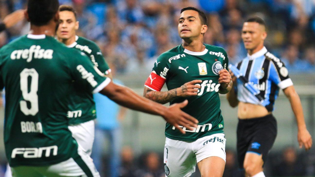 Resultado de imagem para VAR Grêmio palmeiras