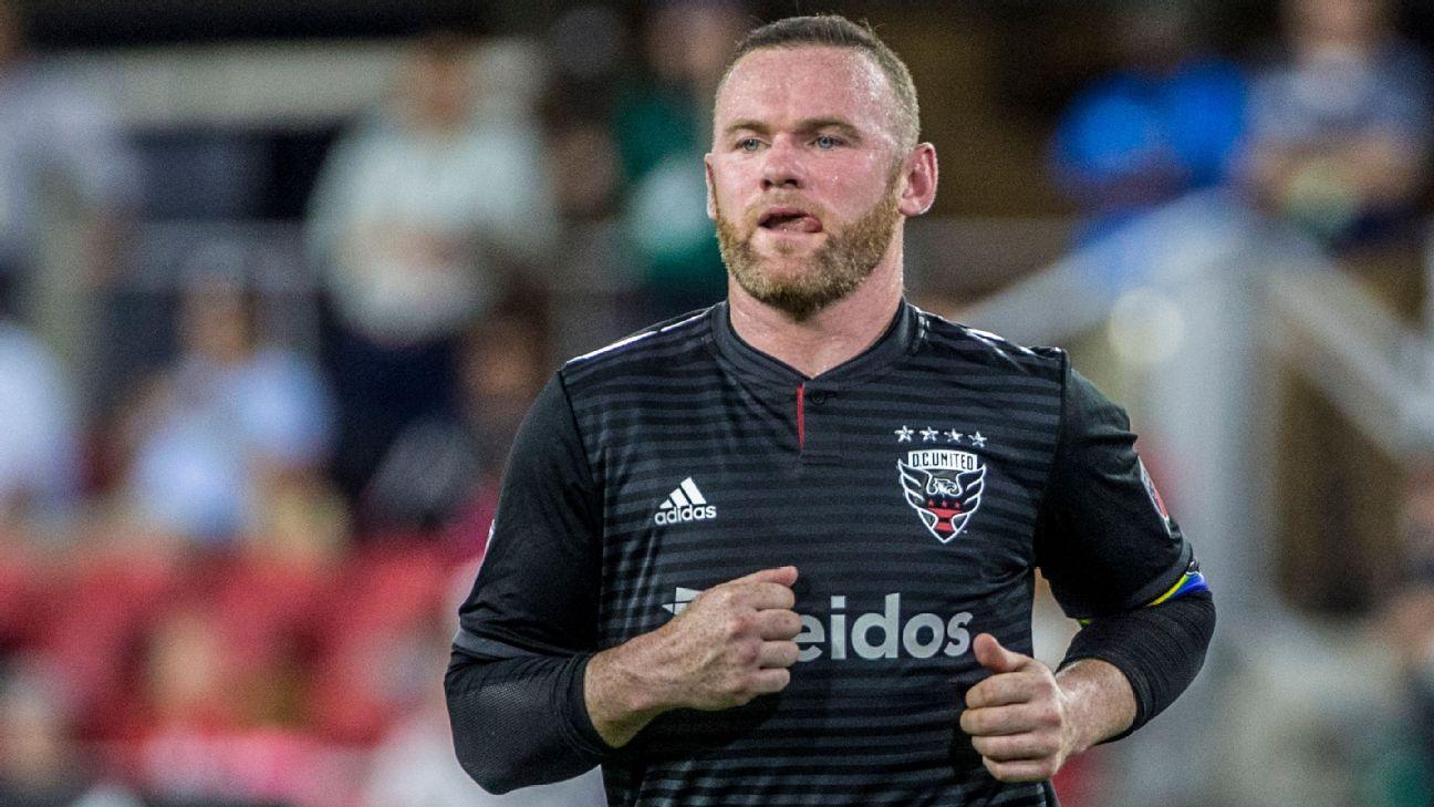 Wayne Rooney, D.C. United